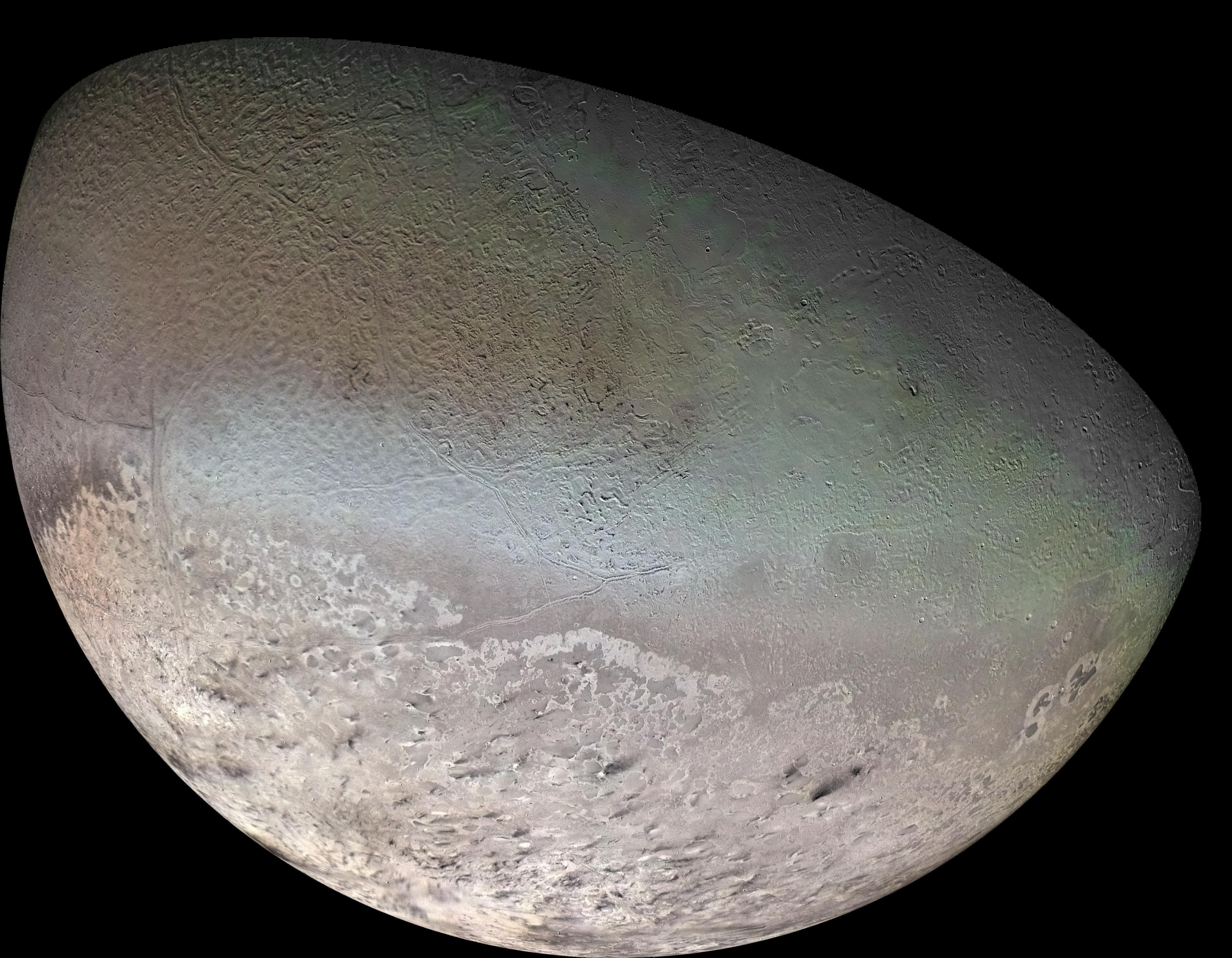 pluto voyager probe - photo #26