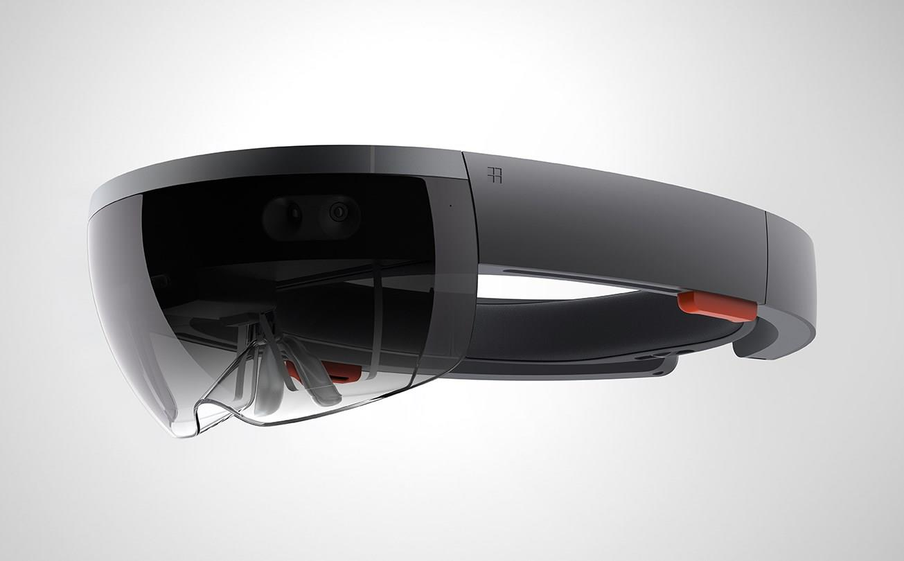 Microsoft's HoloLens Headset Augments Your Reality With Windows