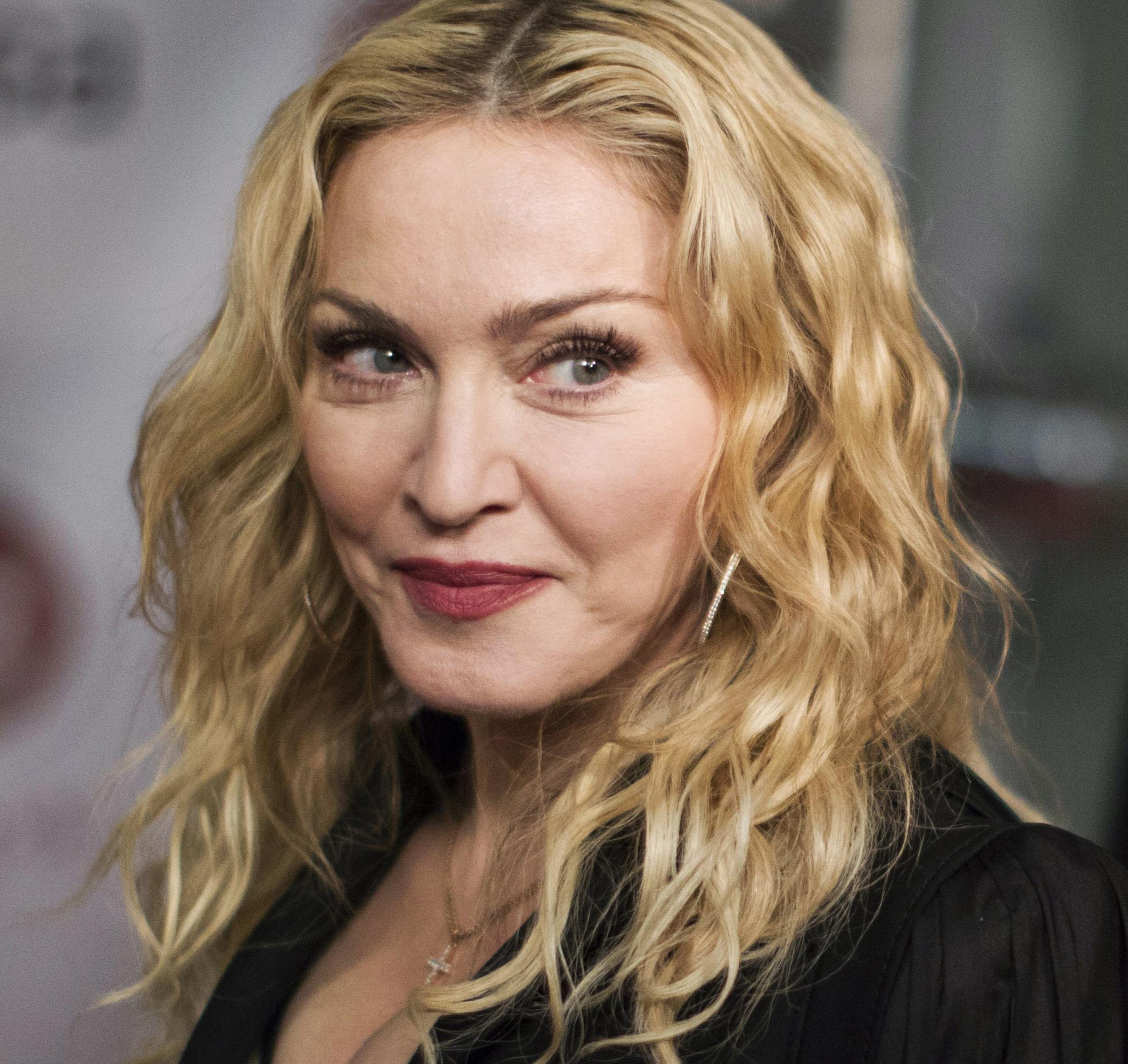 MADONNA Thanks FBI, Israeli Authorities After Arrest in Music Hack.