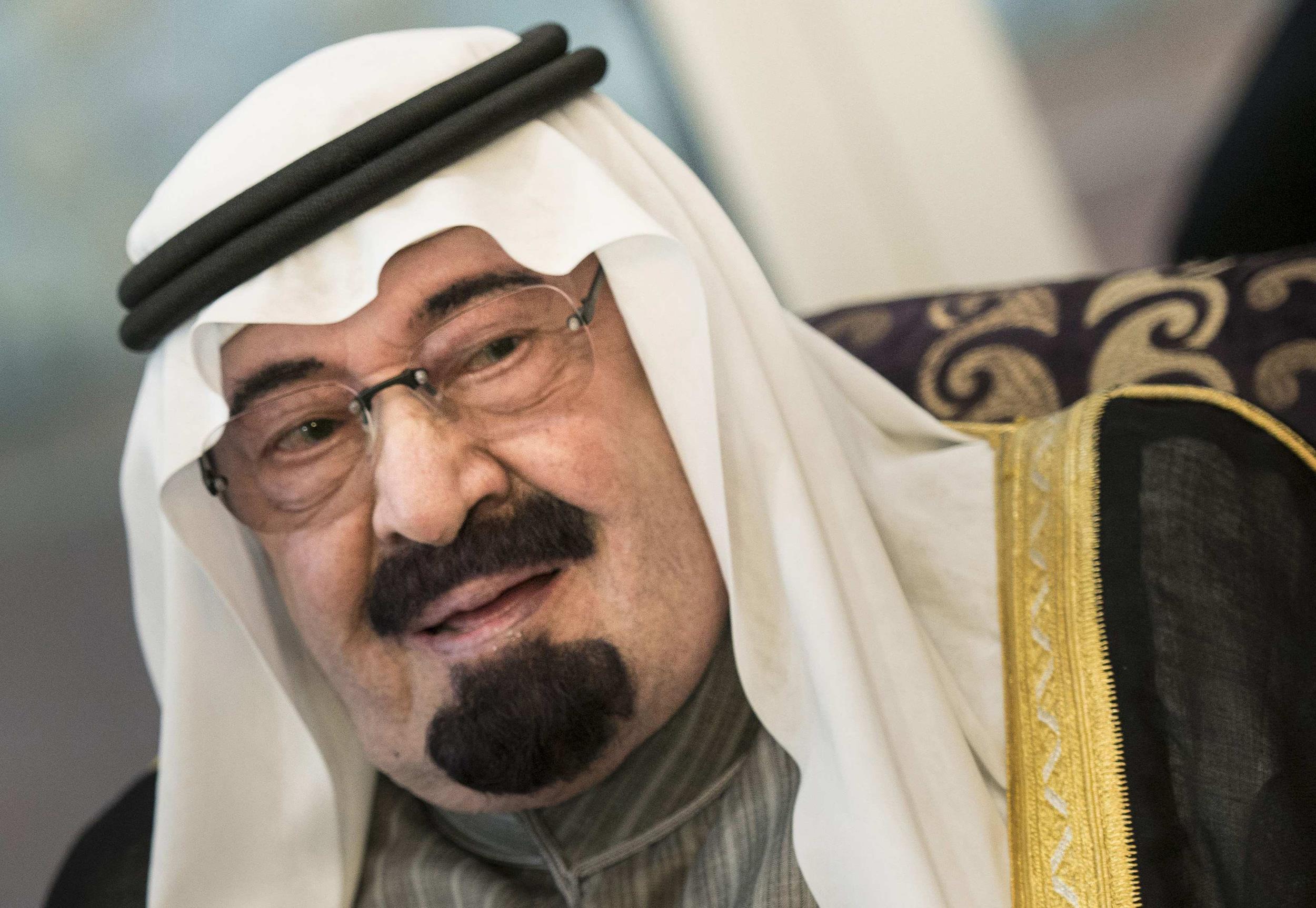 saudi arabias king abdullah given simple muslim burial