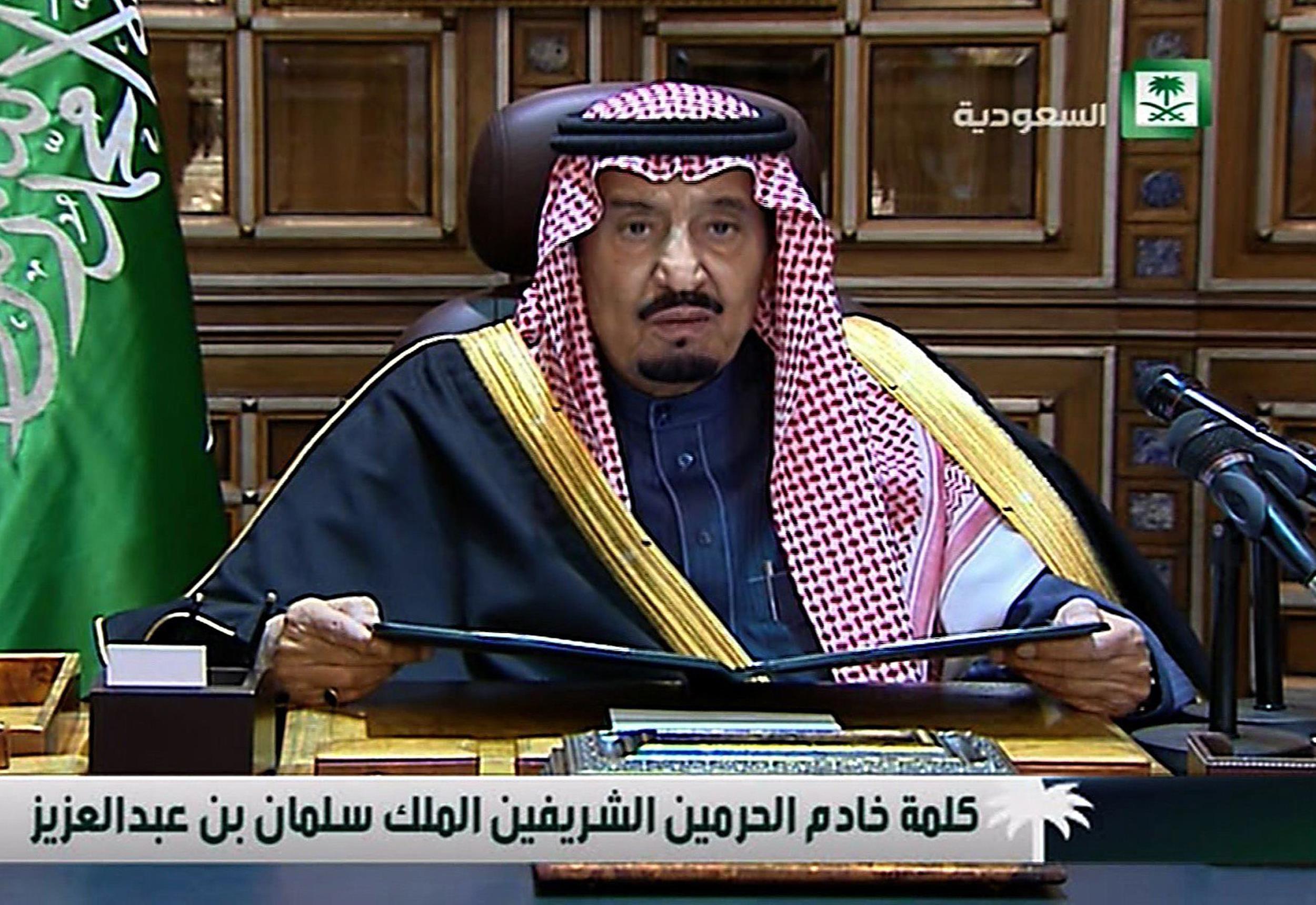 Image result for photos of saudi king salman