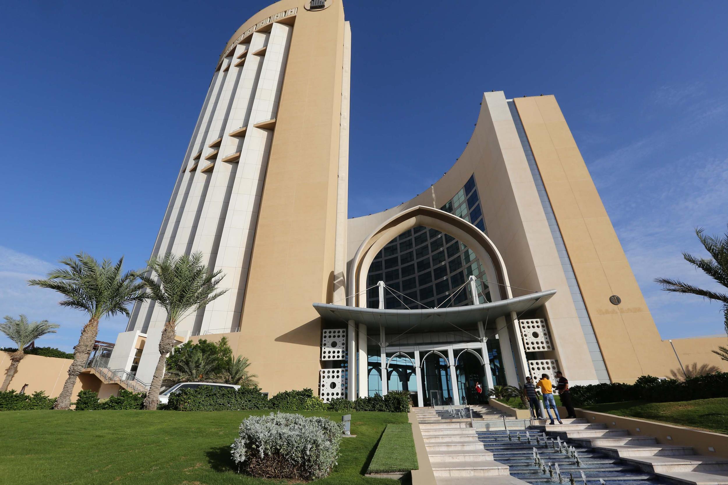 Libya casino