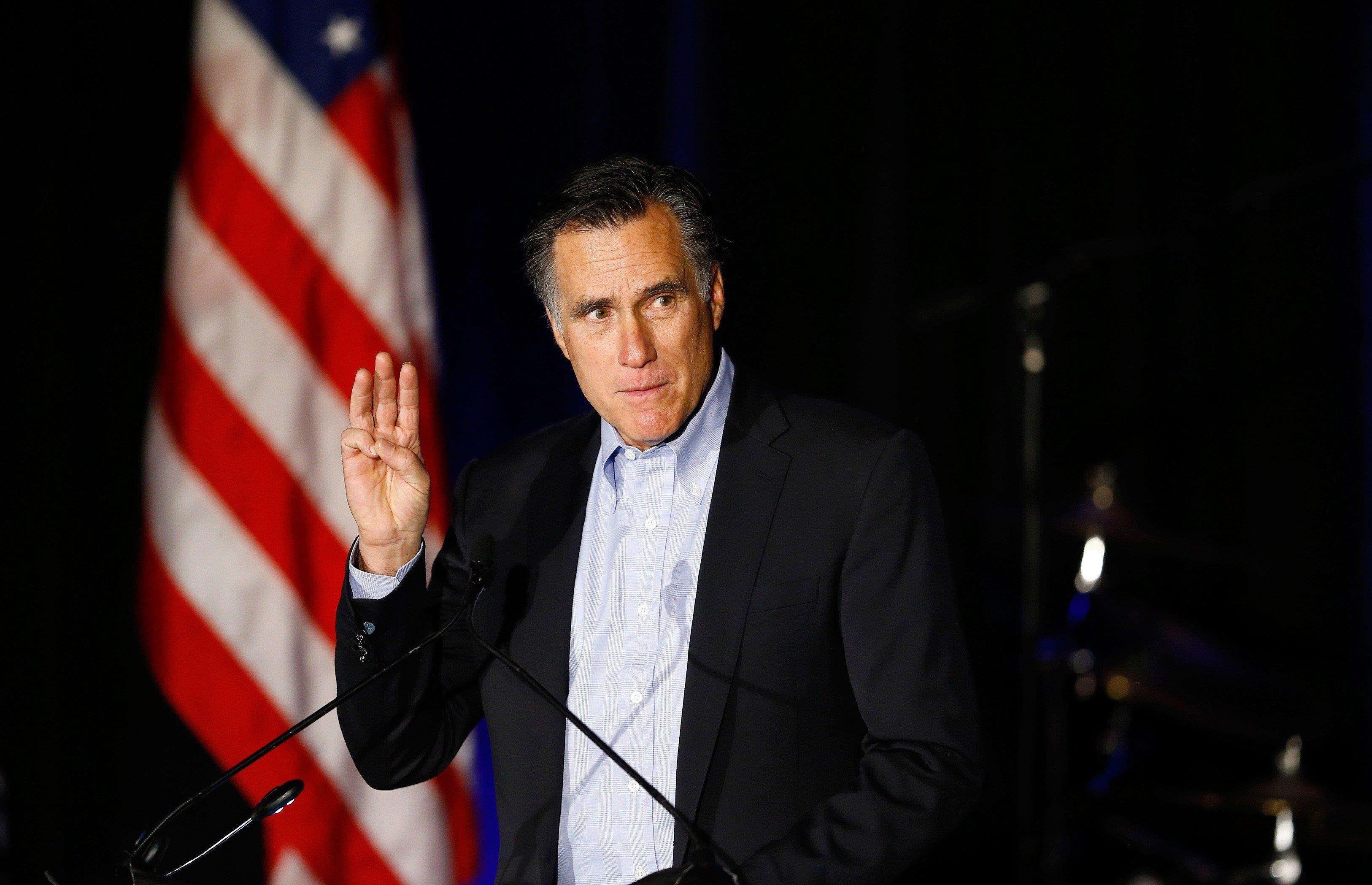 governor mitt romneys run for presidency One thing i've found interesting is mitt romney's statement that he knows how to run a  to be president than serving as the liberal governor of a state and.