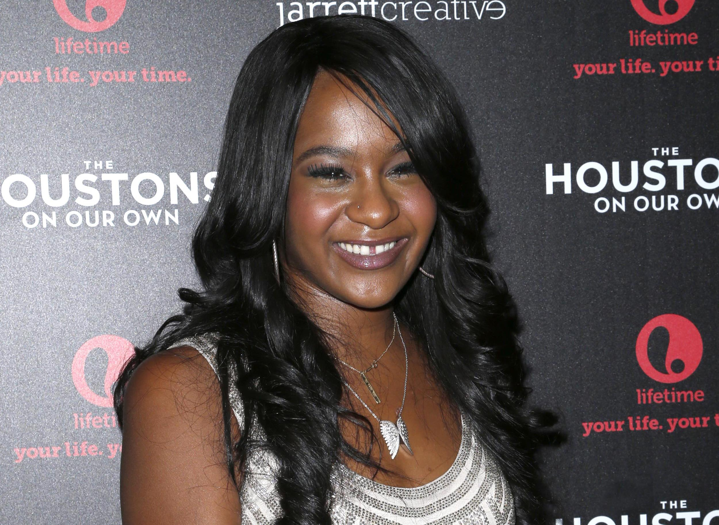 Family Feud Erupts At Bobbi Kristina Browns Funeral