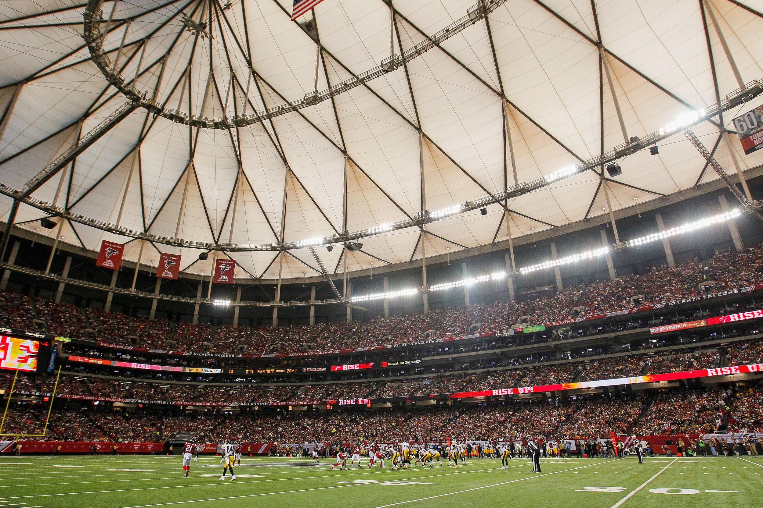 Image: Pittsburgh Steelers v Atlanta Falcons