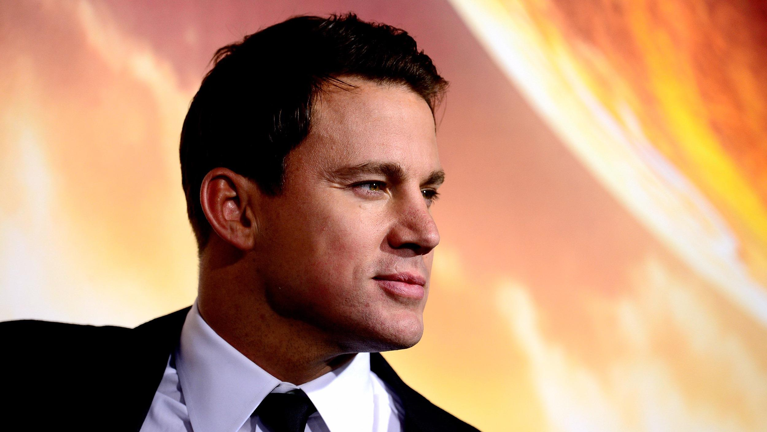 Channing Tatum says goodbye to pet goat: See the sweet photo - TODAY ... Channing Tatum