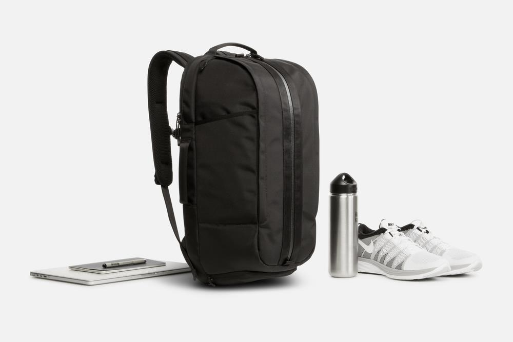 Fresh Idea: Aer Backpack Keeps Gadgets Separate From Gym Clothes