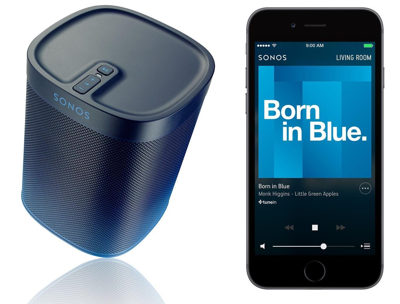 'Blue Note' Sonos Speaker Commemorates Legendary Music Label