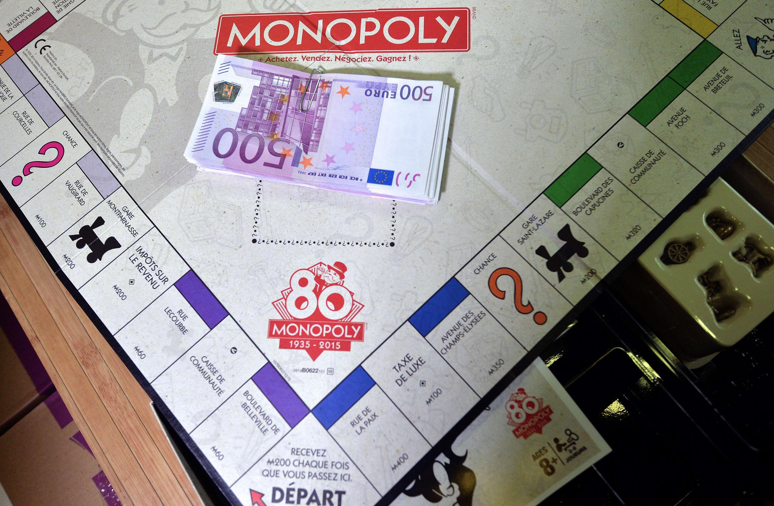 monopoly online real money