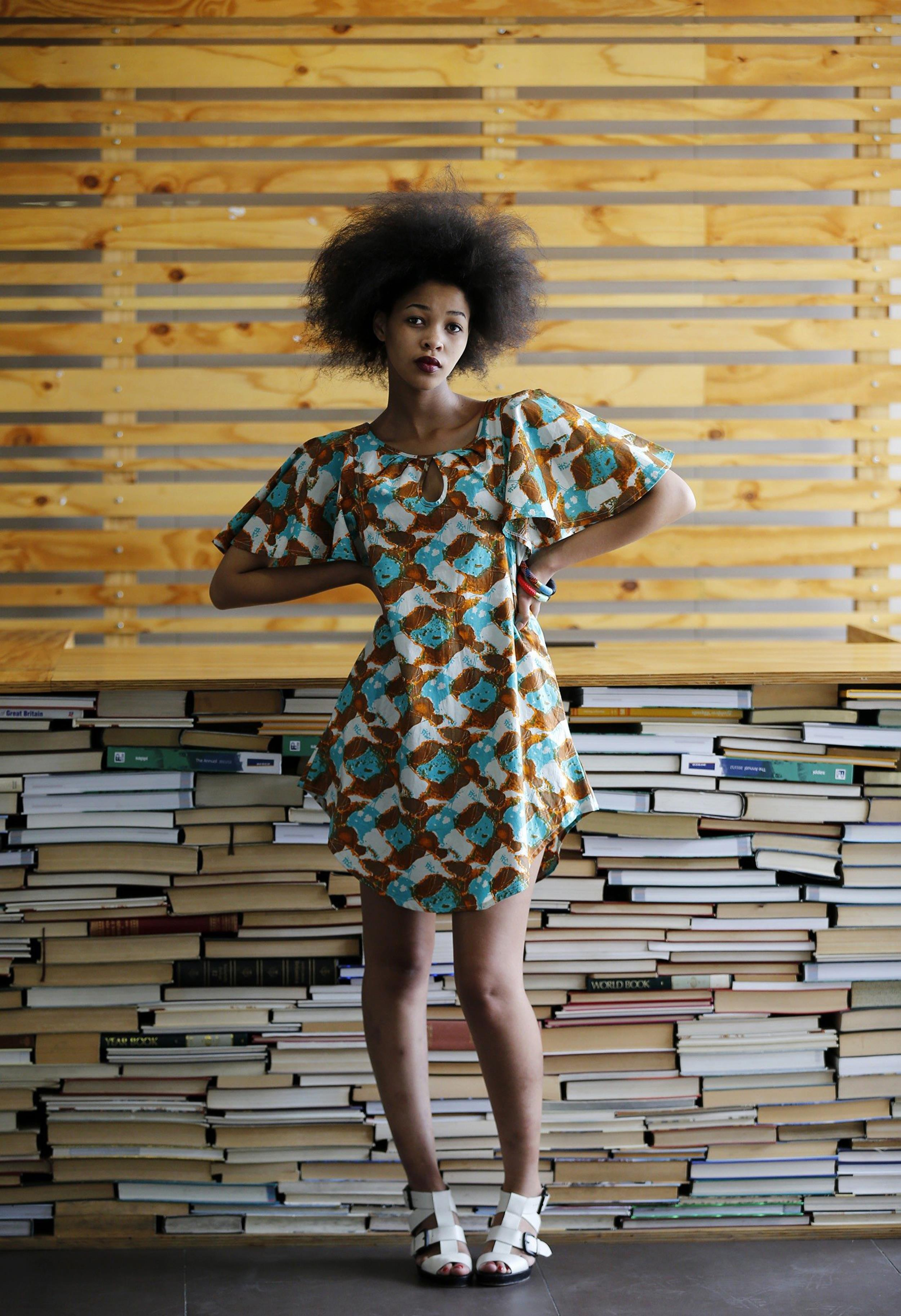 With African Fashion In Vogue Home Talent Shines