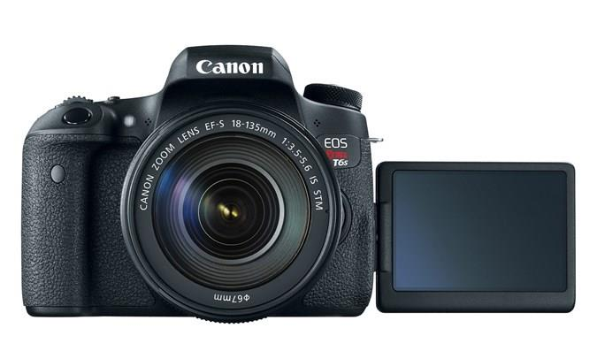 Canon's Latest Consumer DSLR Cameras: High-End Features at Sub-$1K Price
