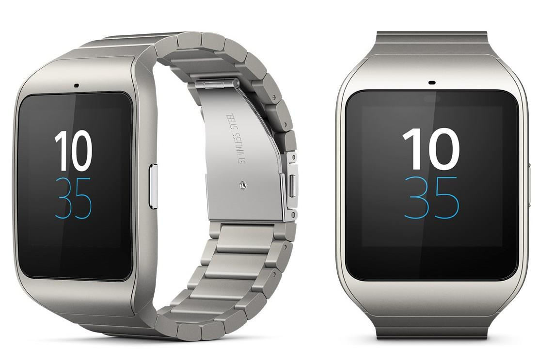 Sony Stainless Steel Smartwatch 3 Goes on Sale This Week