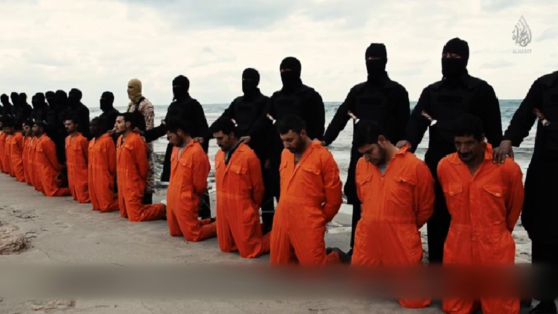 We are in the End of the End of Days: 21 Christians Martyred