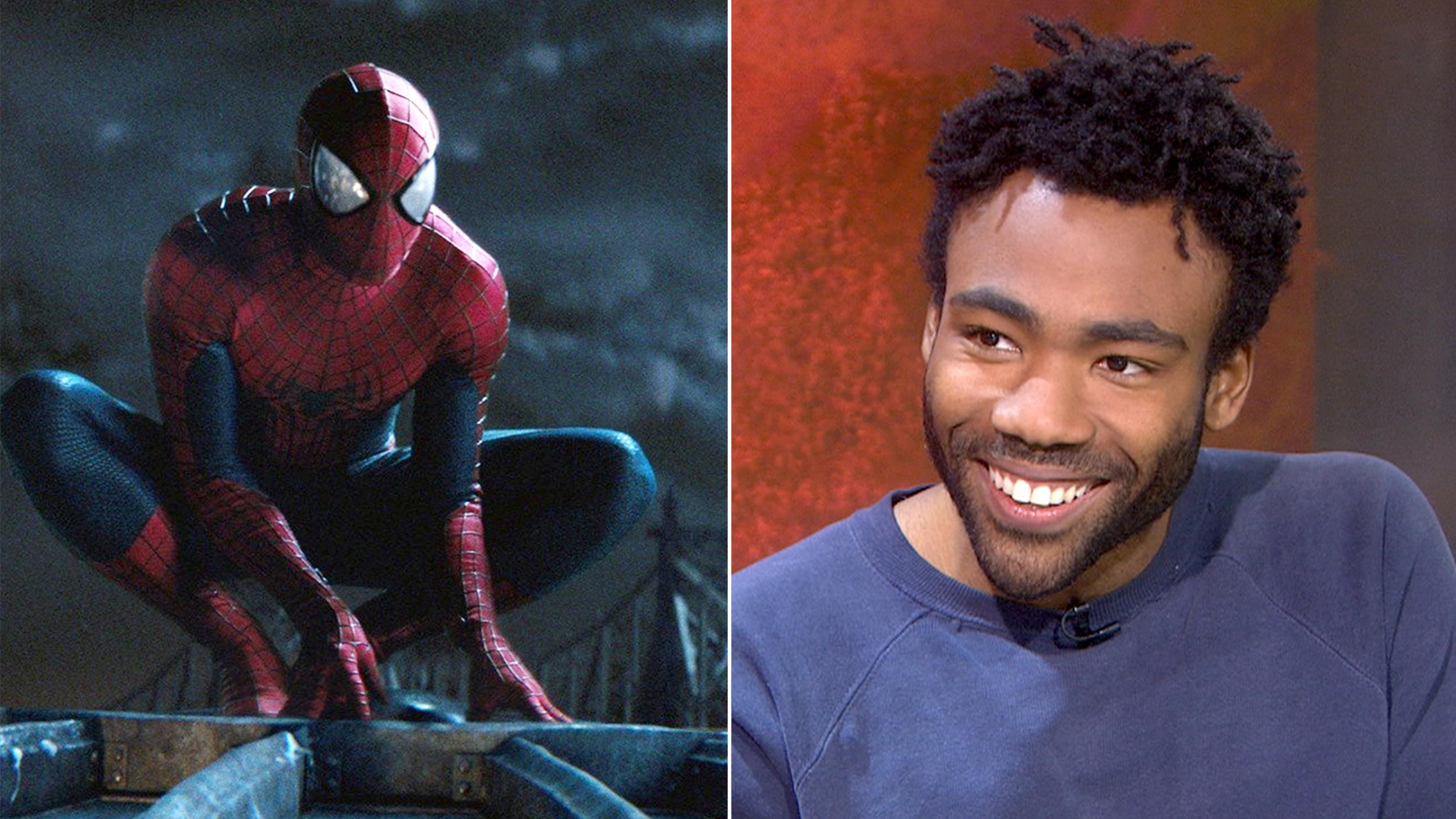 Donald Glover talks 'Spider-Man' casting rumors: 'I ...