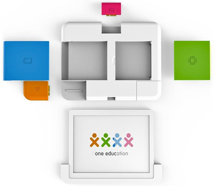 XO Infinity Tablet/Laptop Lets You Swap Pieces Out Like LEGO Blocks
