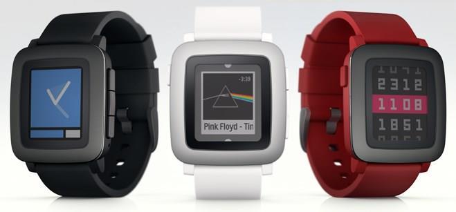 It's 'Time': Pebble's New Smartwatch Breaks Kickstarter Record