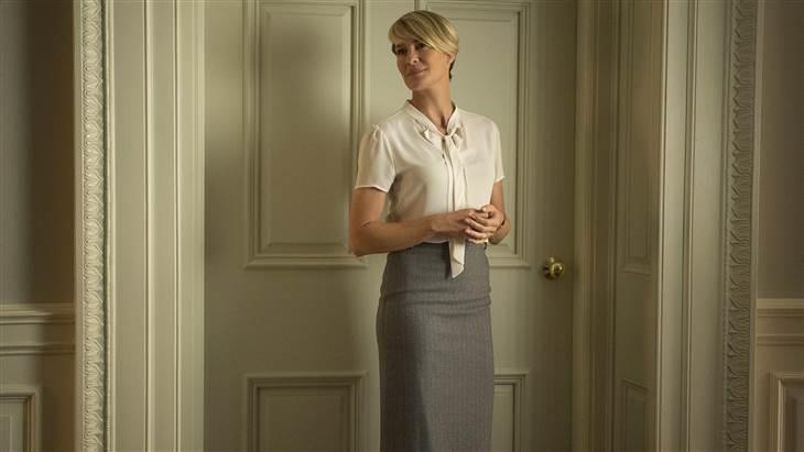 'House of Cards' Season 3 costume designer shares Claire's