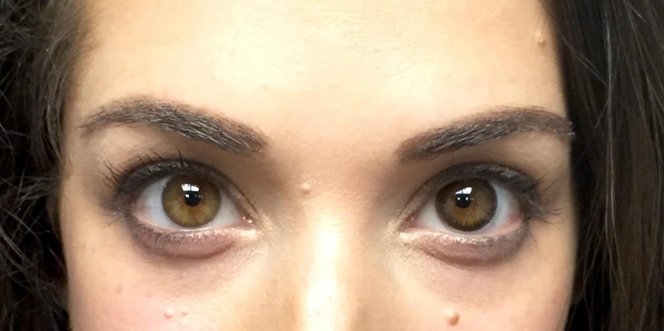 Green eyes and darren james 4