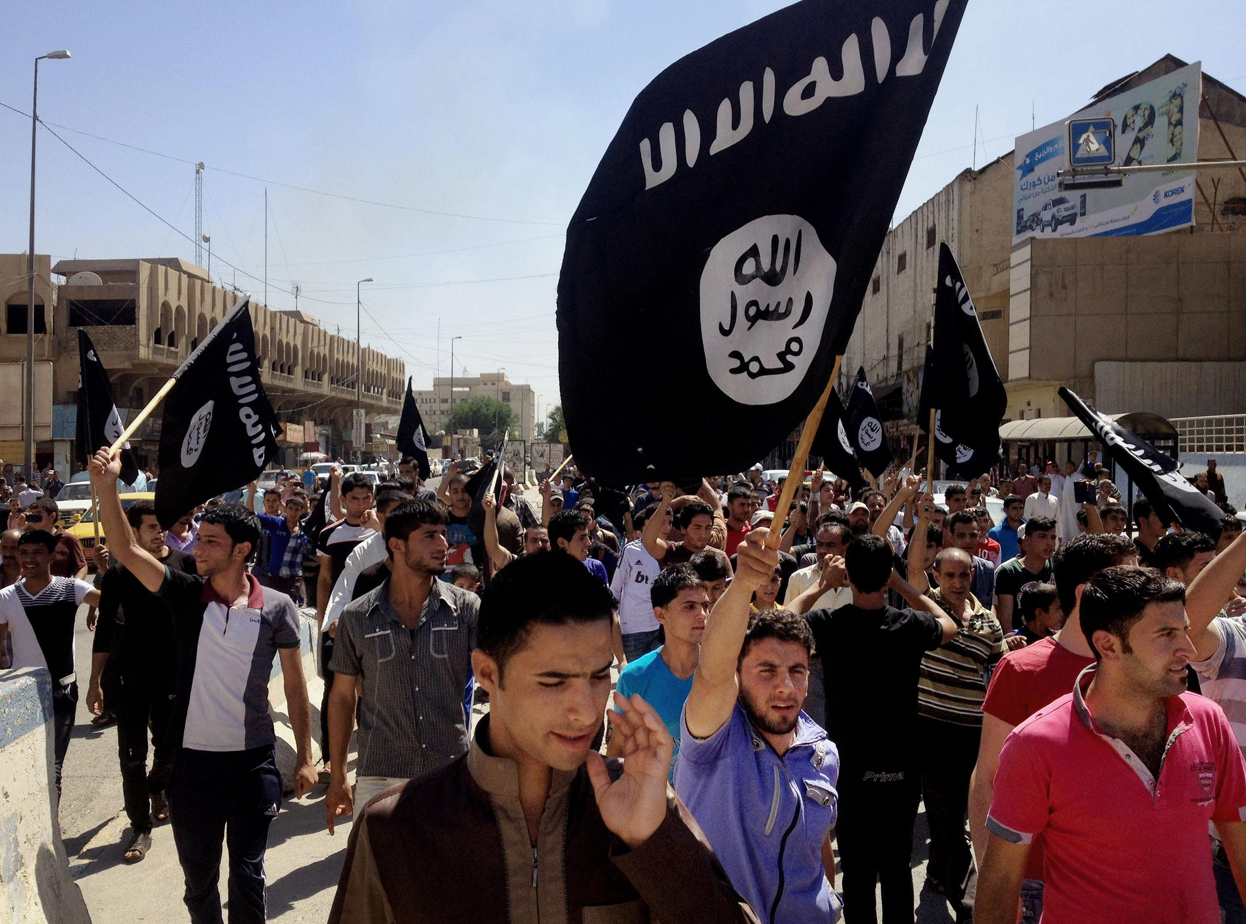 Violence Spurs U.S. Fear of ISIS Spreading Like a Virus