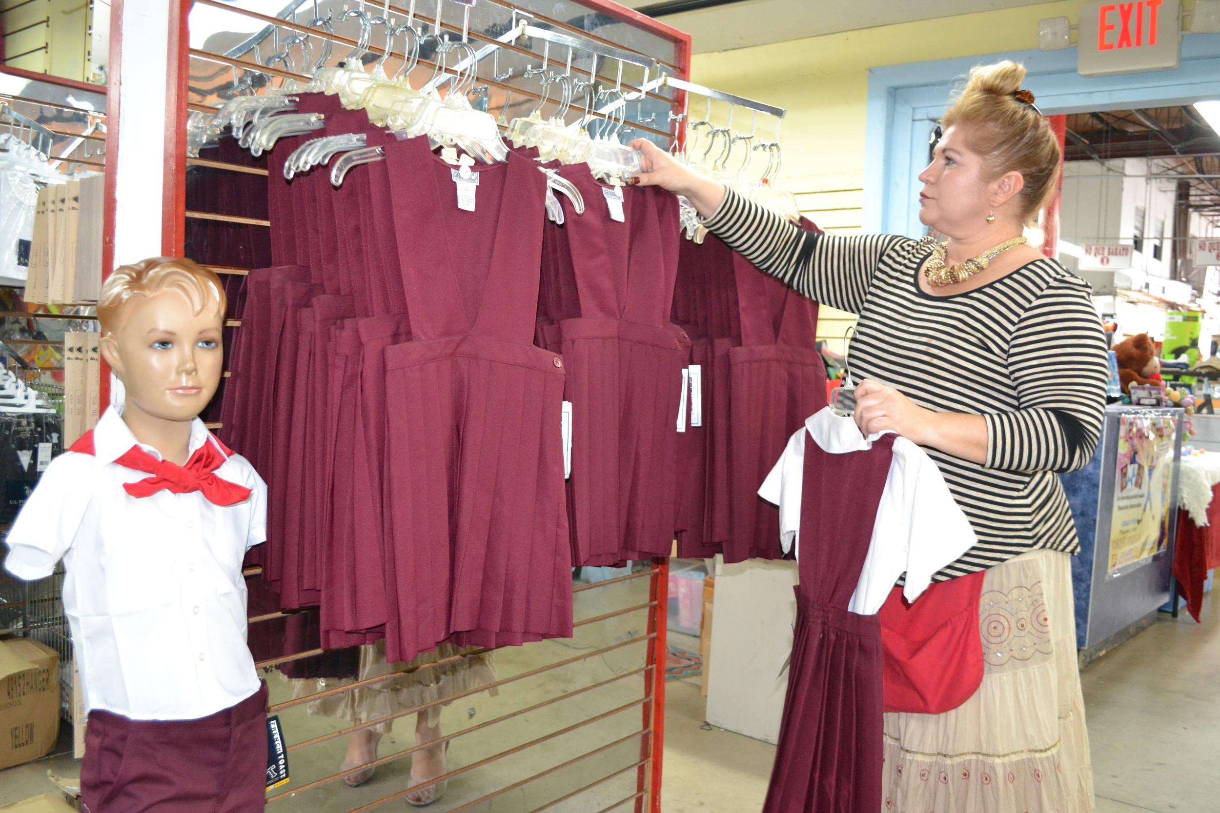 School uniforms: Do they really improve student ...
