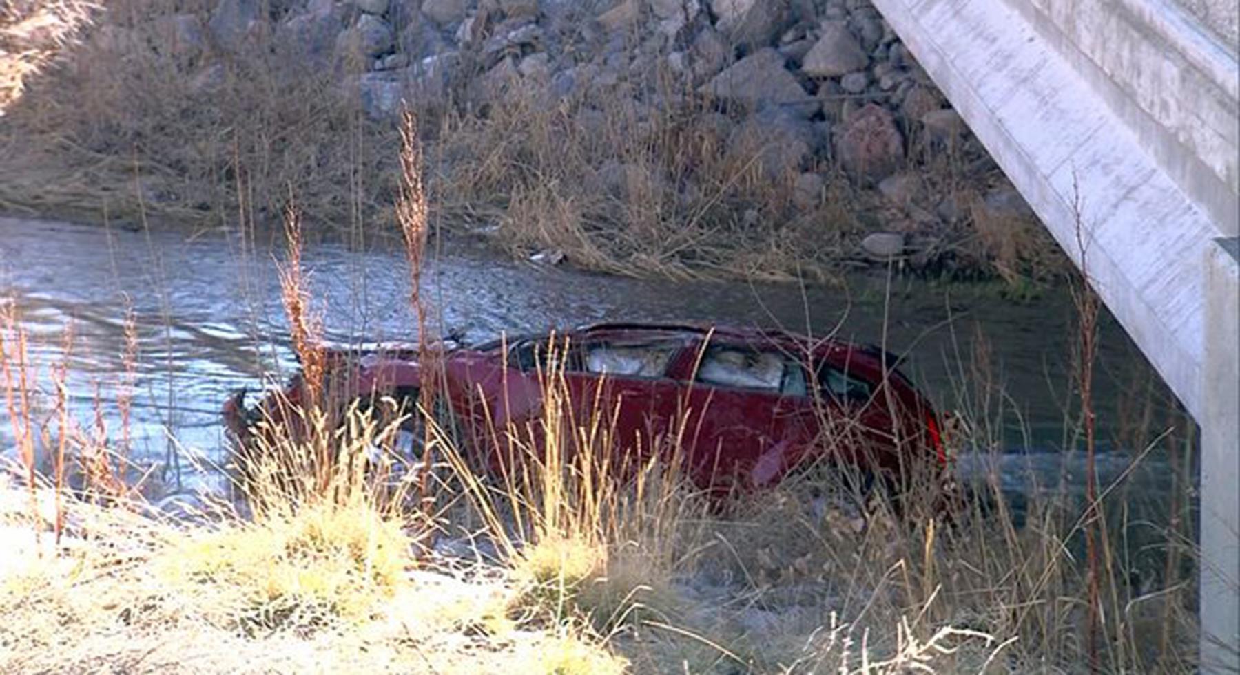 Baby Found Alive, Mother Dead 13 Hours After Utah Car Crash