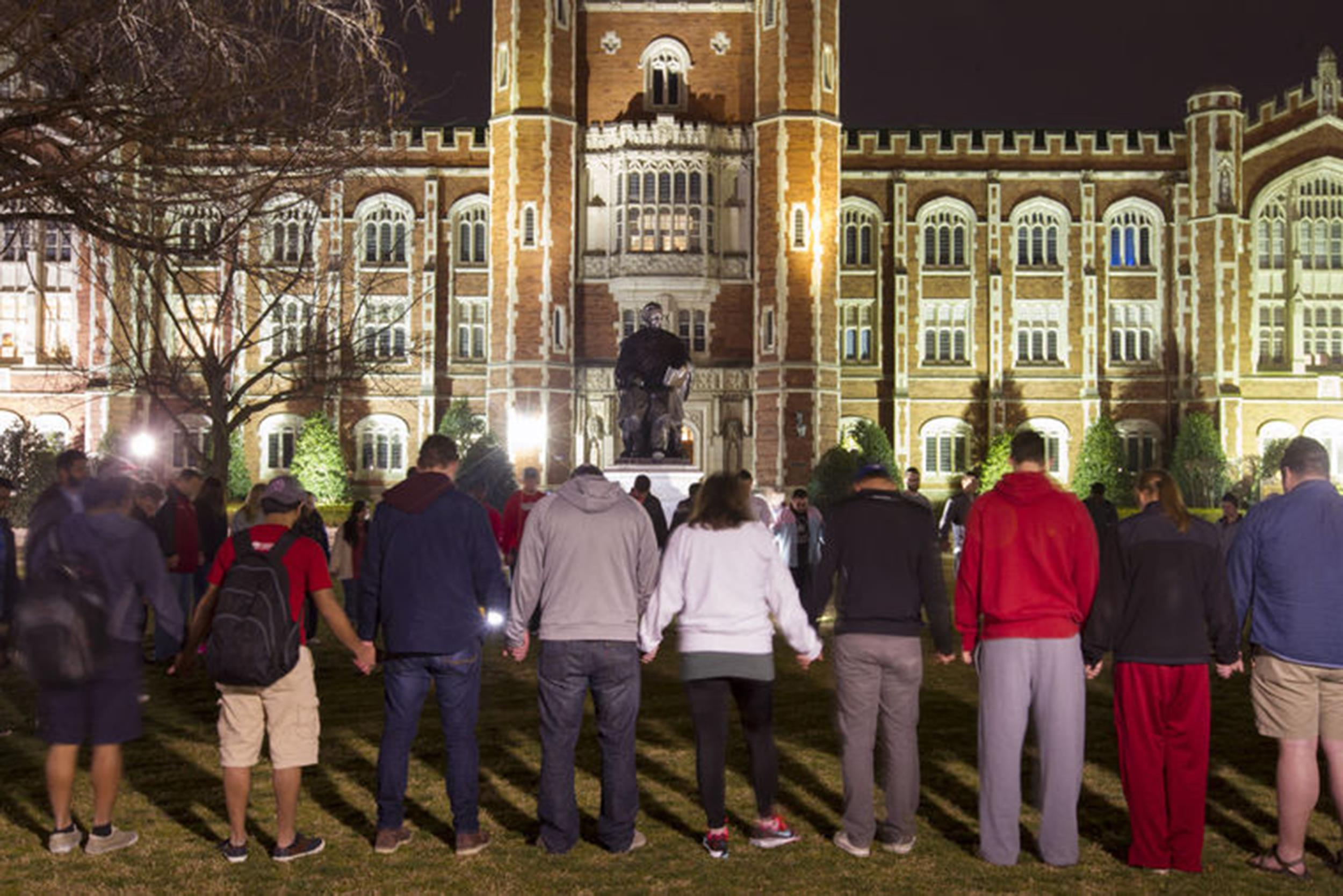 An Oklahoma Fraternity Was Shut Down After Their Racist Chant Was Caught on Video forecast