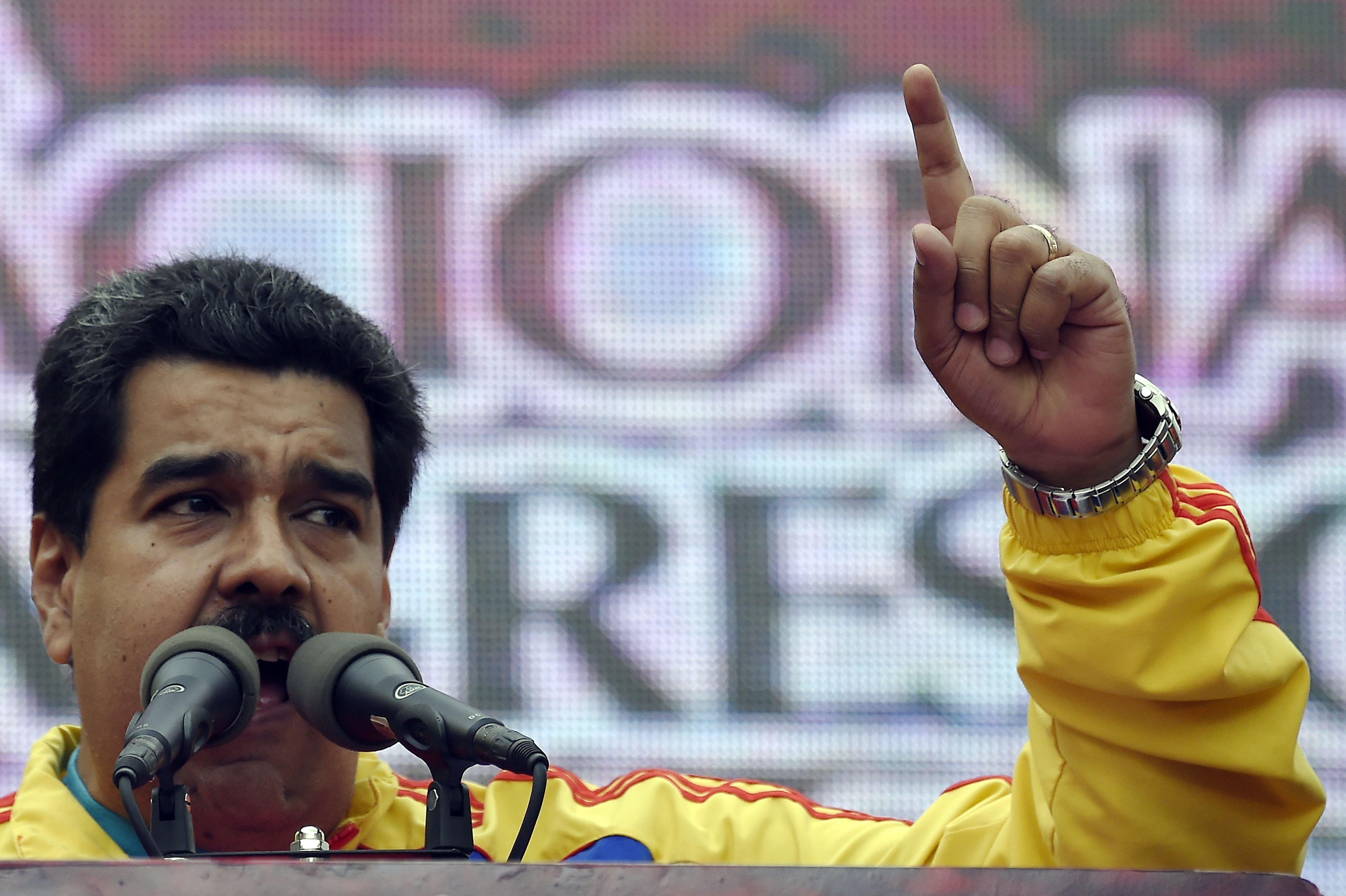 Venezuelan President Nicolas Maduro Granted Power to Rule by Decree