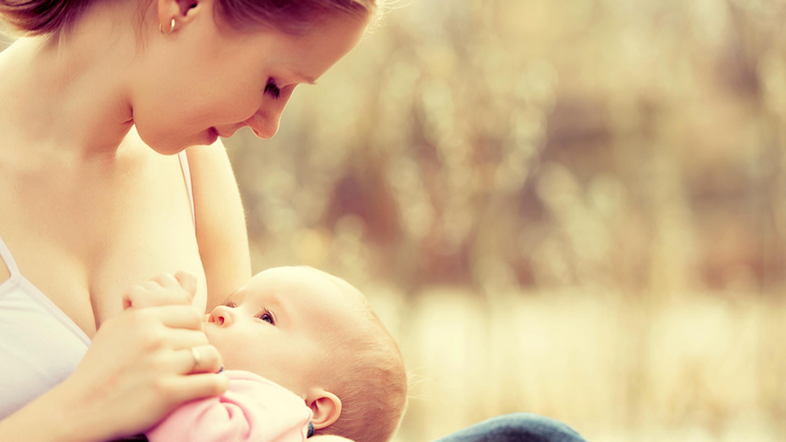 Breastfed babies brainier