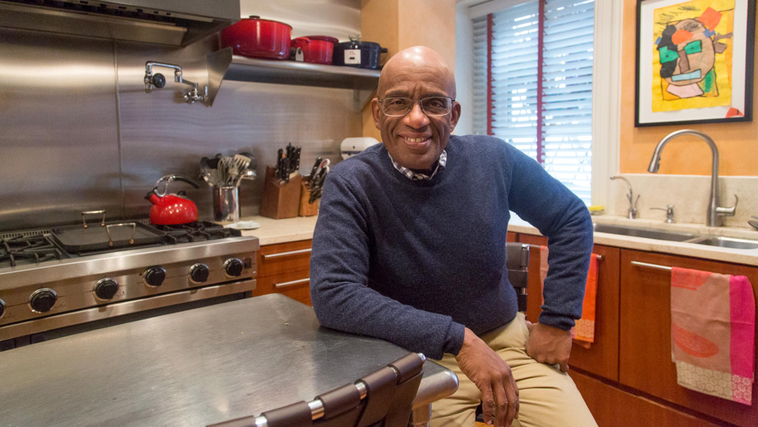 At Home With Today Al Roker Welcomes You Inside His