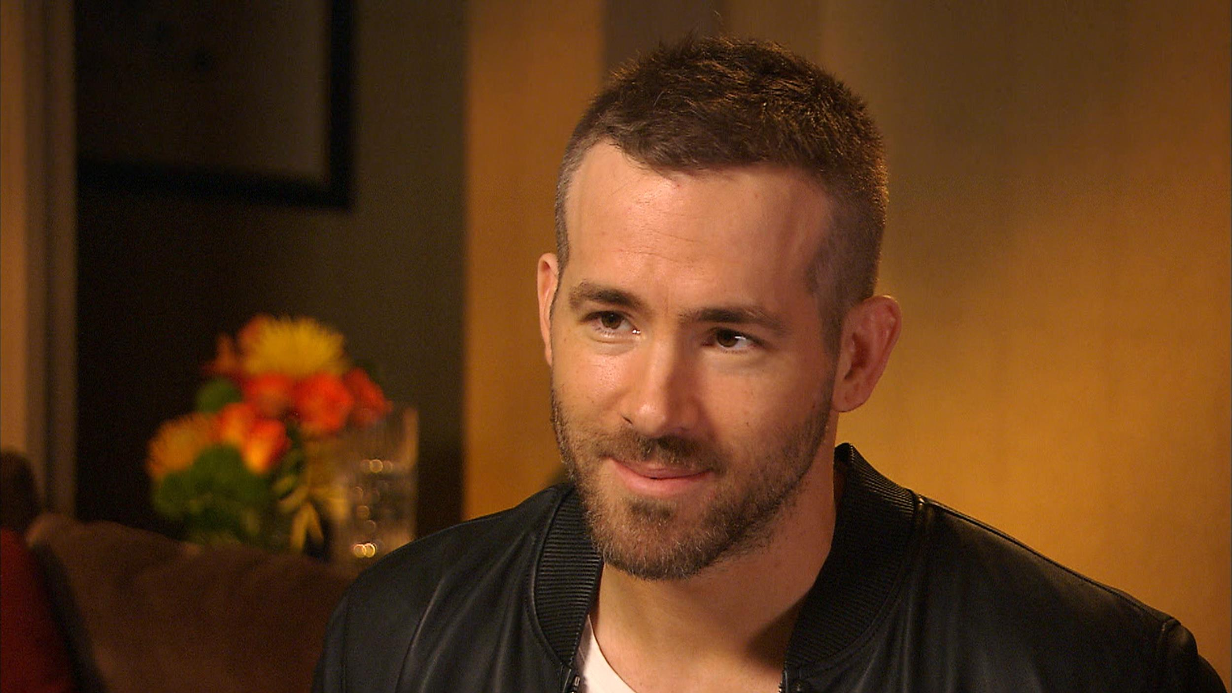 Ryan Reynolds Reveals His Baby Daughter S Name On Today
