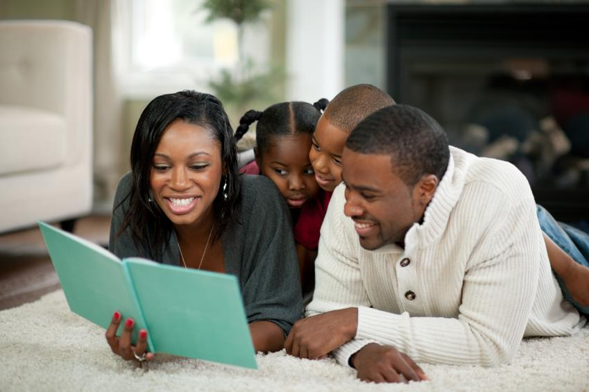 Image result for black parents and their kids