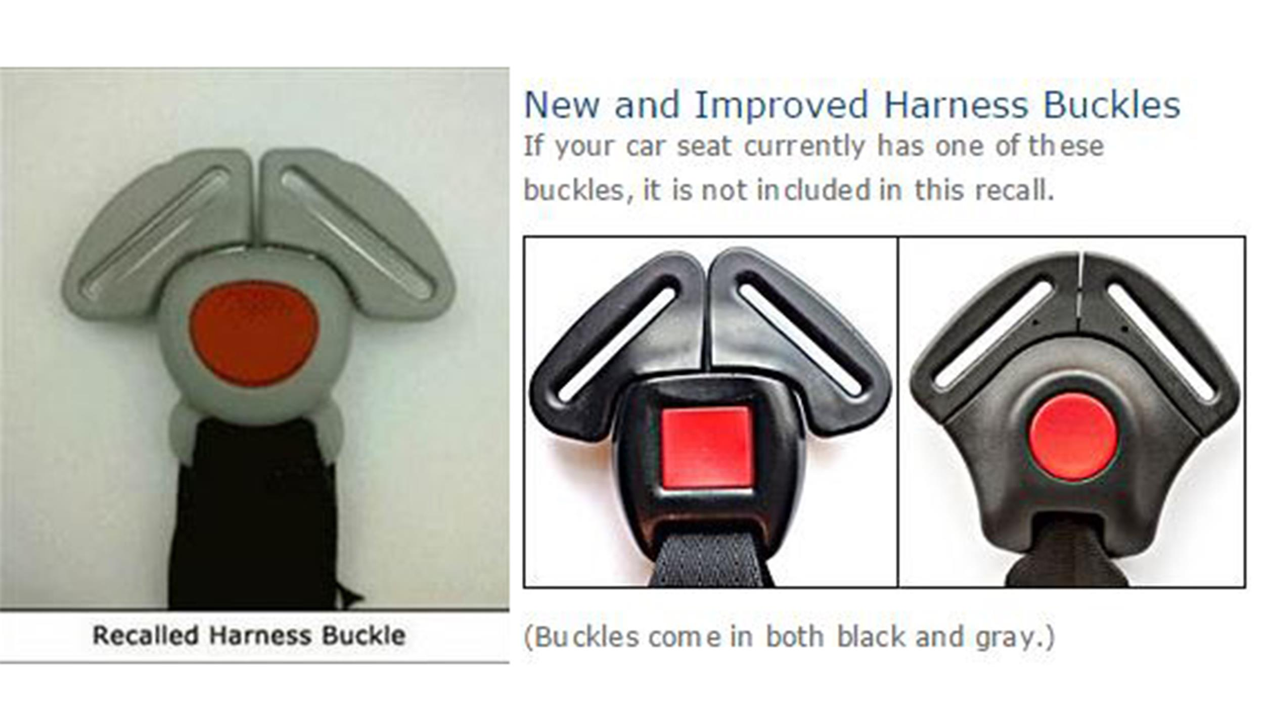 Graco Buckle Recall >> Did You Ever Replace That Sticky Graco Car Seat Buckle? - NBC News