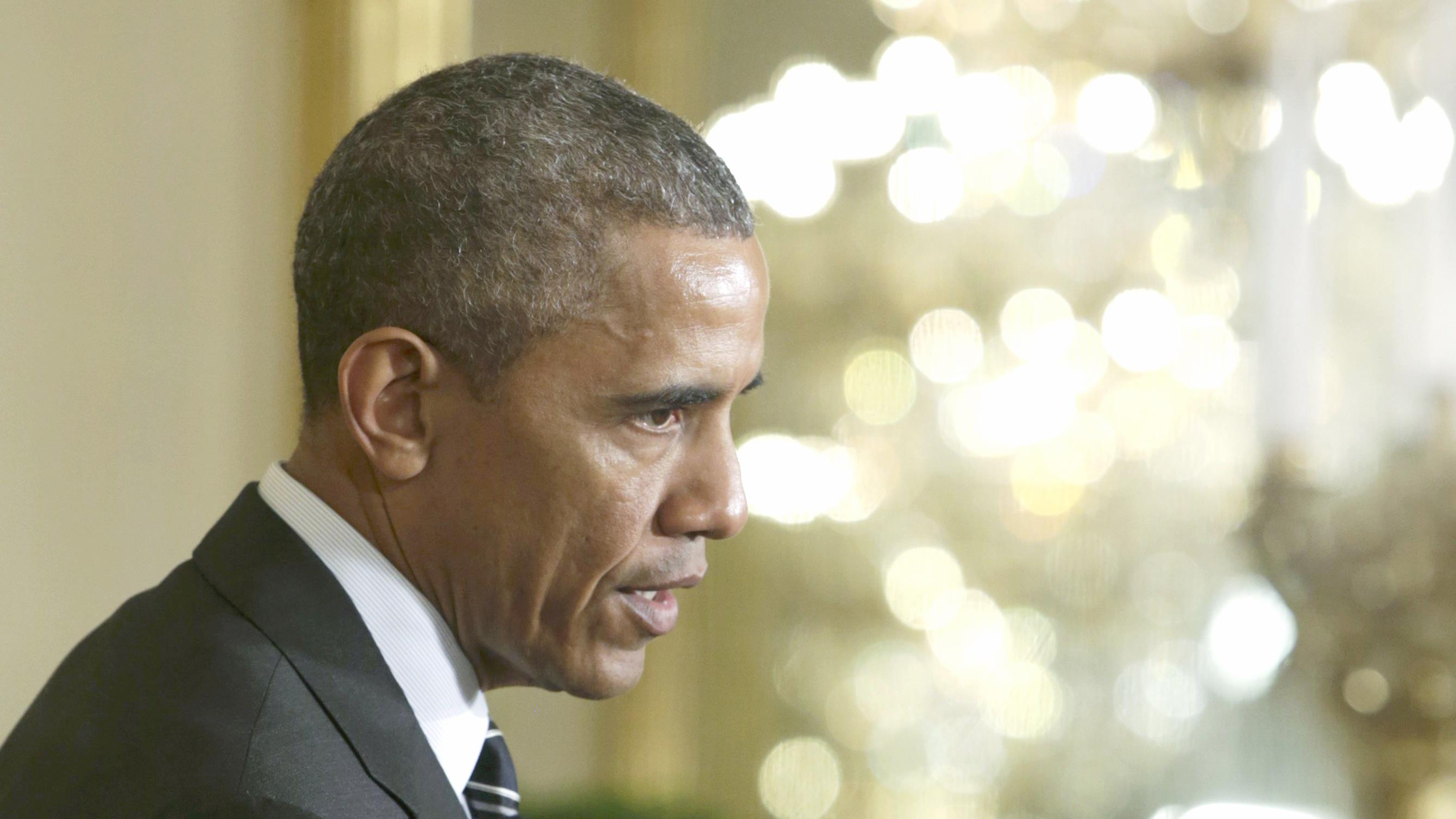 Obama on Iran Nuclear Deal: 'They Cannot Fight Us'