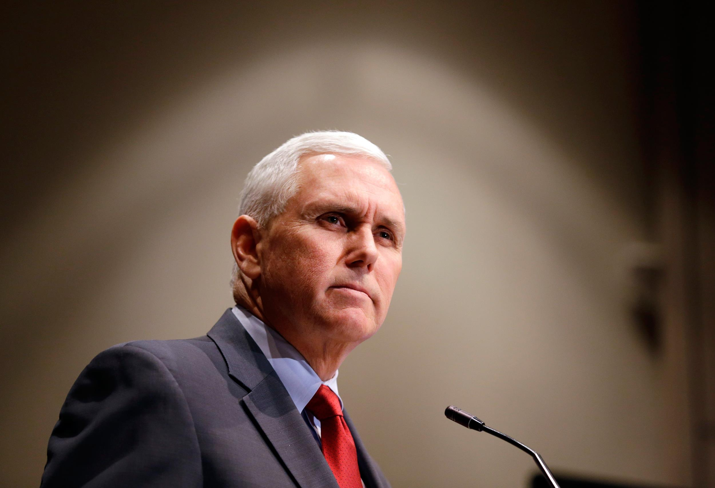 Вице-президент США разъяснил позицию Белого дома по антироссийским санкциям