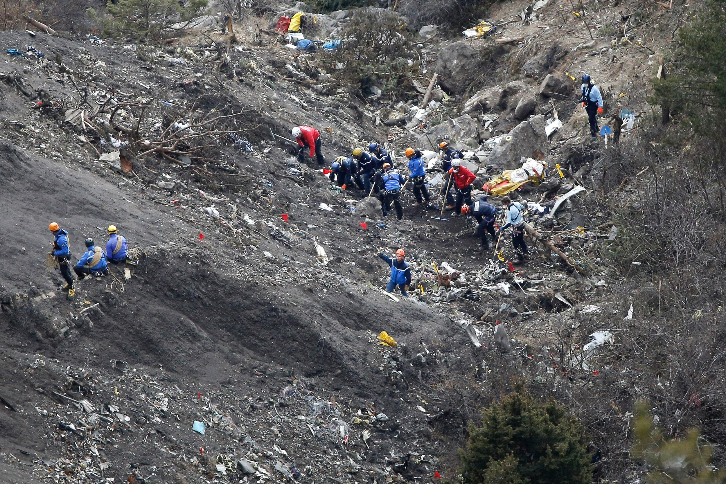 Airlines Adopt Two-in-the-Cockpit Rule After Germanwings Crash.