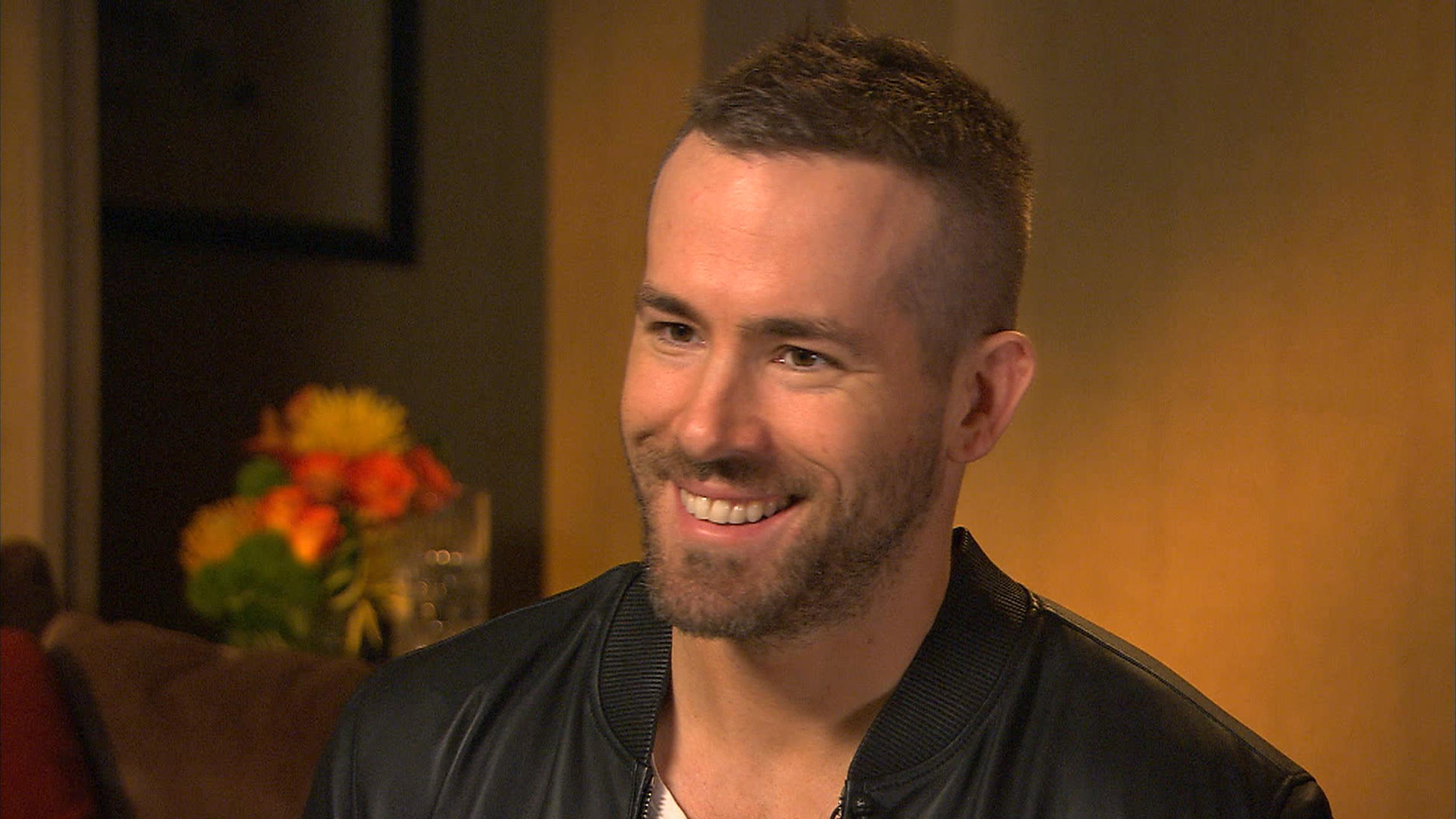 ... latest to join the fan-wagon is the 'Deadpool' star Ryan Reynolds Ryan Reynolds