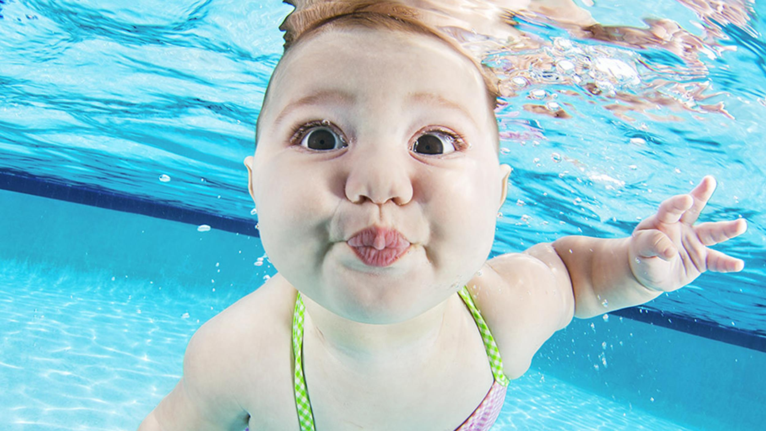 Cute Baby Pics Wallpapers 64 Images: 'Underwater Babies': Photographer Captures Toddlers In