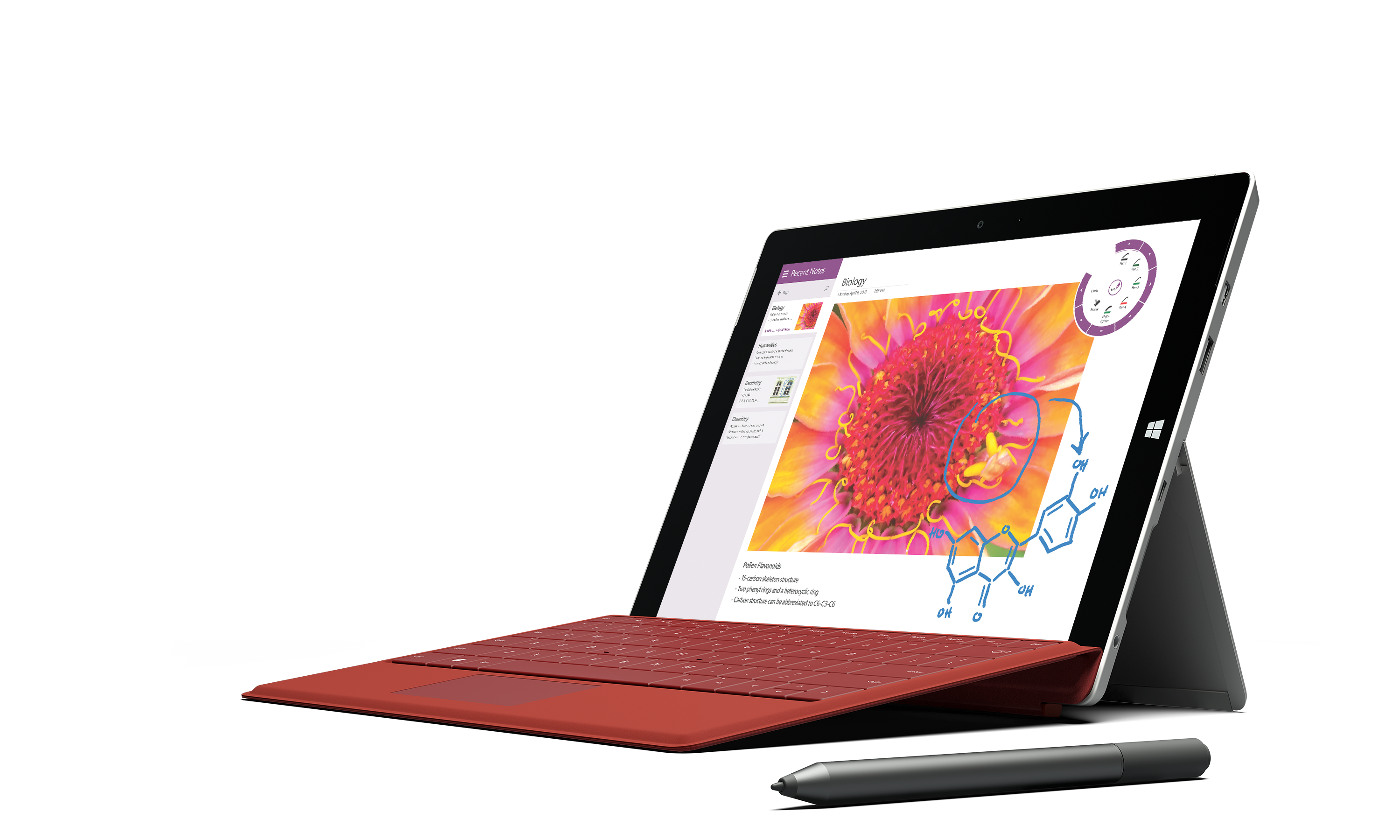 New Microsoft Surface 3 Matches iPad with $499 Price Tag