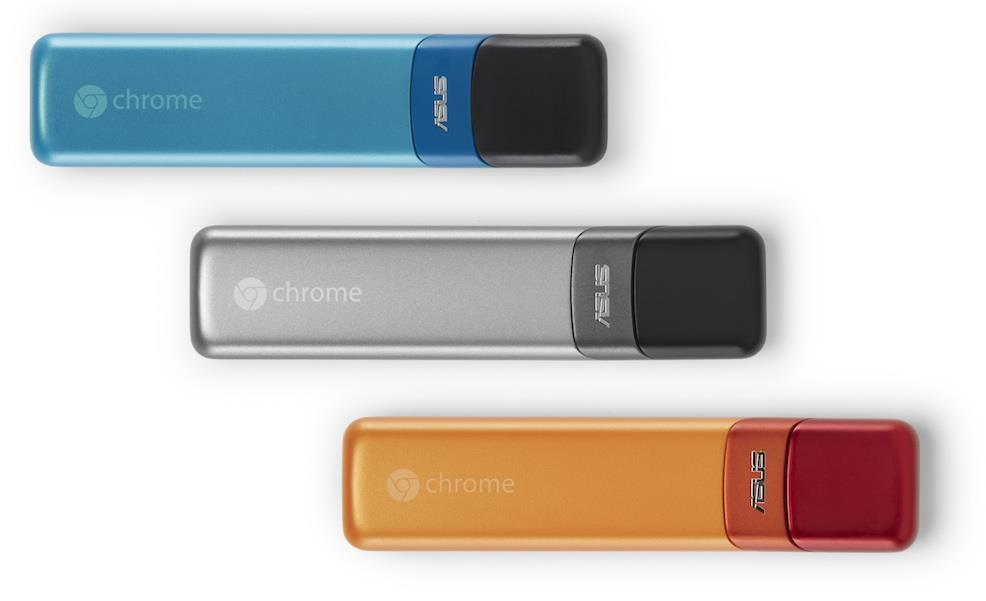 Google Launches $150 Chromebooks and 'Chromebit' Computer-on-a-Stick
