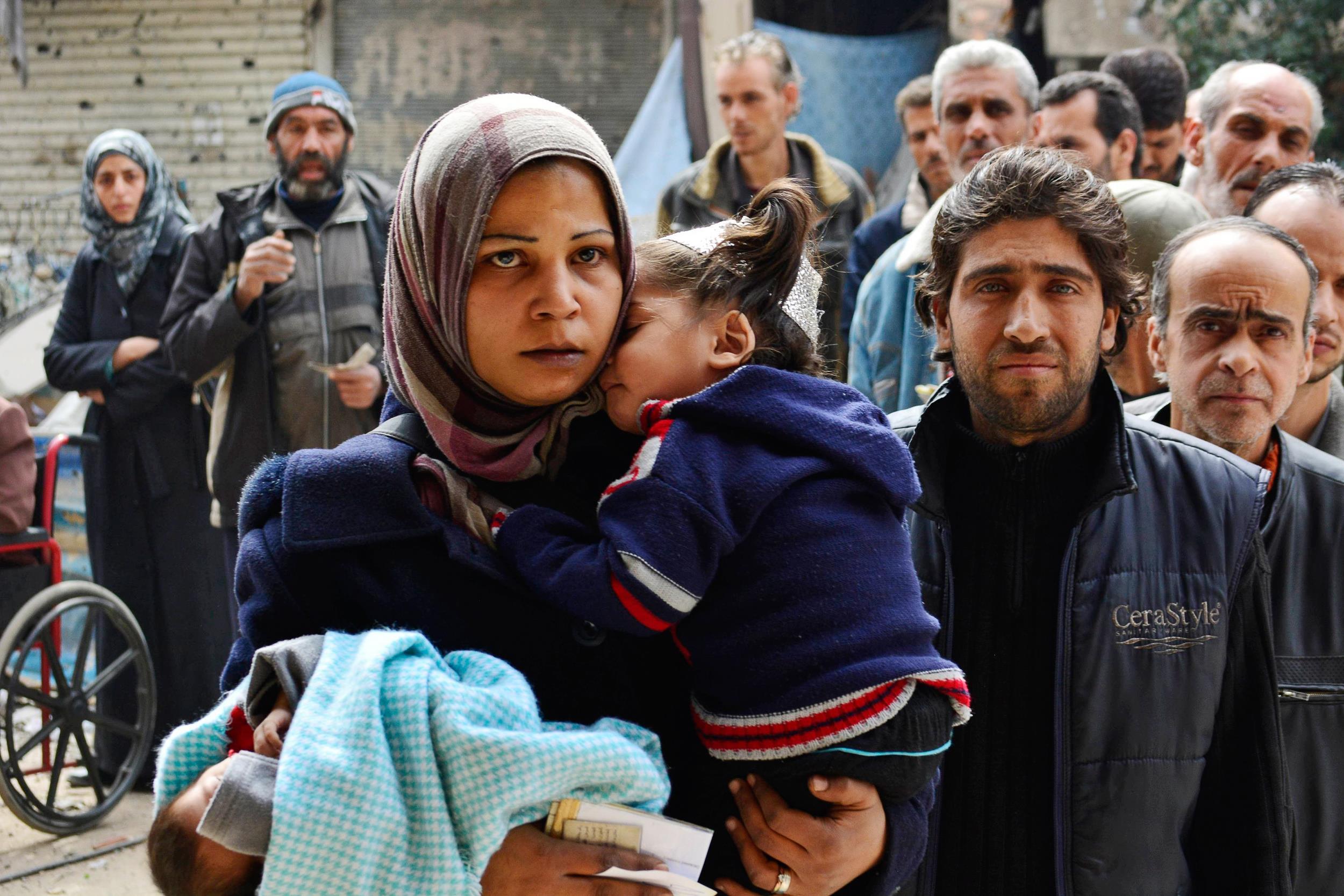 Rifugiati Yarmouk