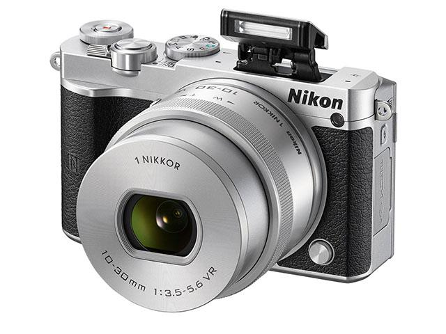 Nikon 1 J5 Brings Enthusiast Features to Tiny Camera