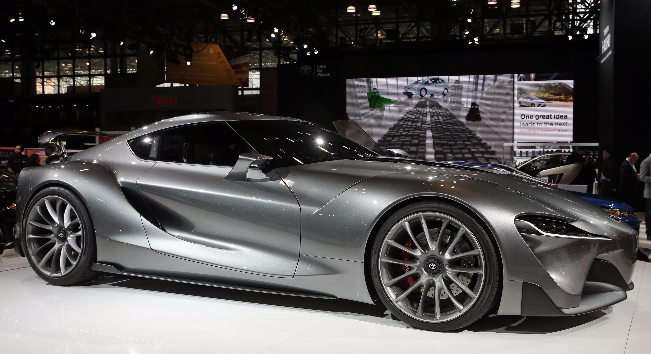 Automakers Flood The Zone With New Models At NY Auto Show - When is the car show