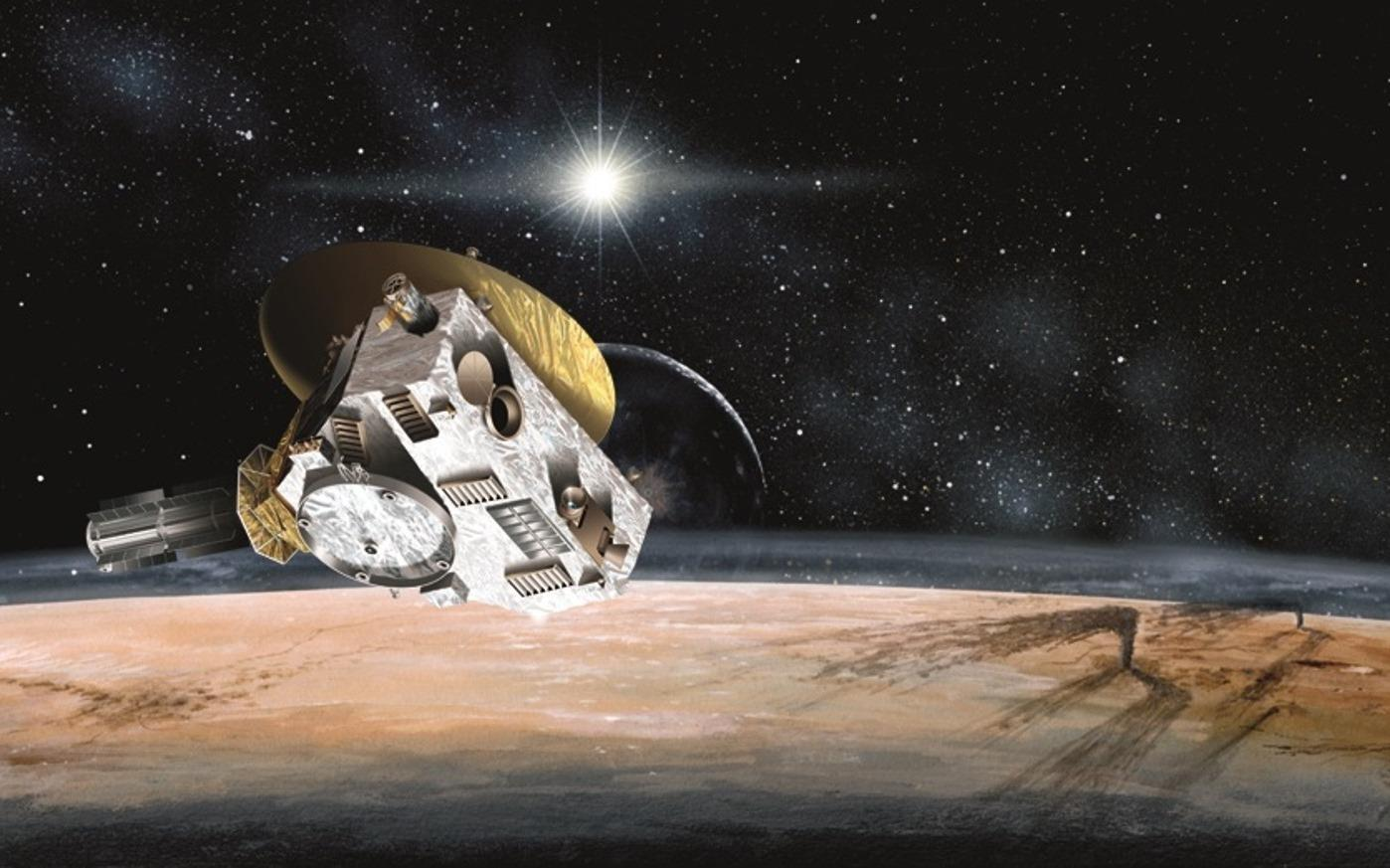 NASA Works to Revive Pluto-Bound Probe After Glitch