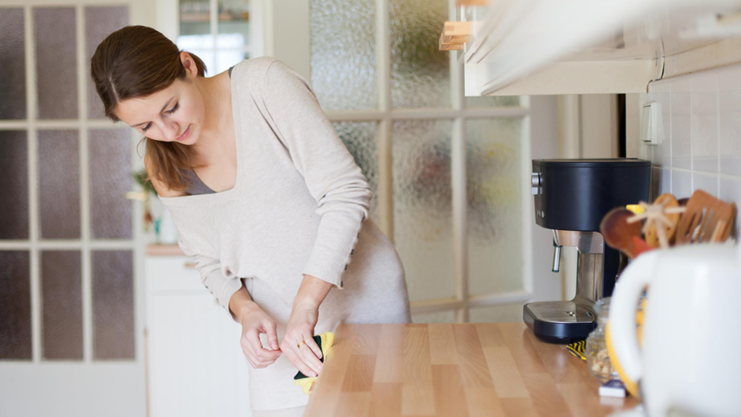 Spring cleaning: How to clean your kitchen in minutes