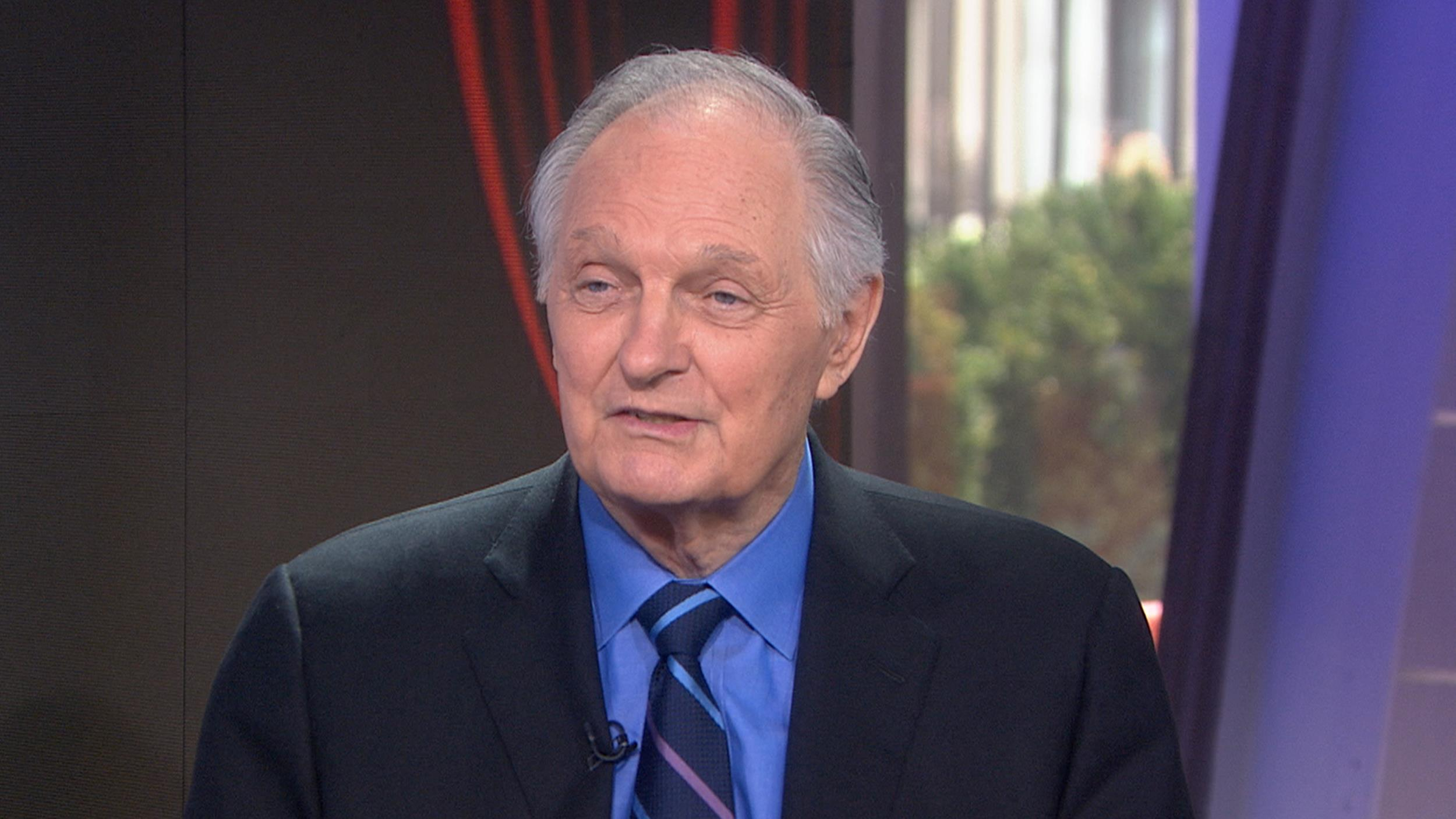 Alan Alda Knew His Wife Was The One After They Shared A Cake