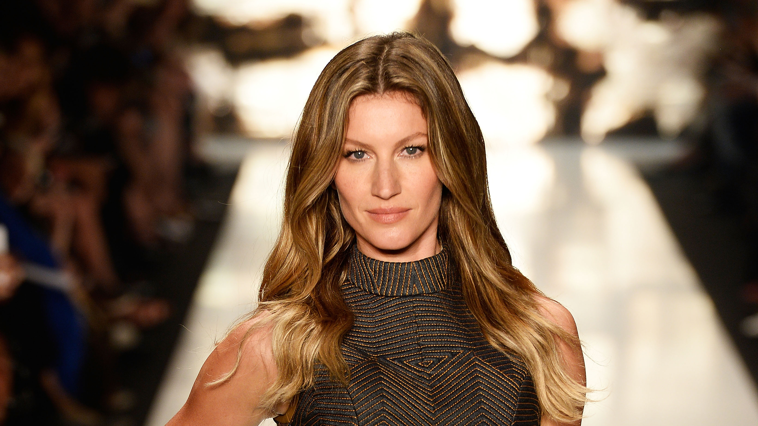 Gisele Bundchen explains why Gisele Bundchen