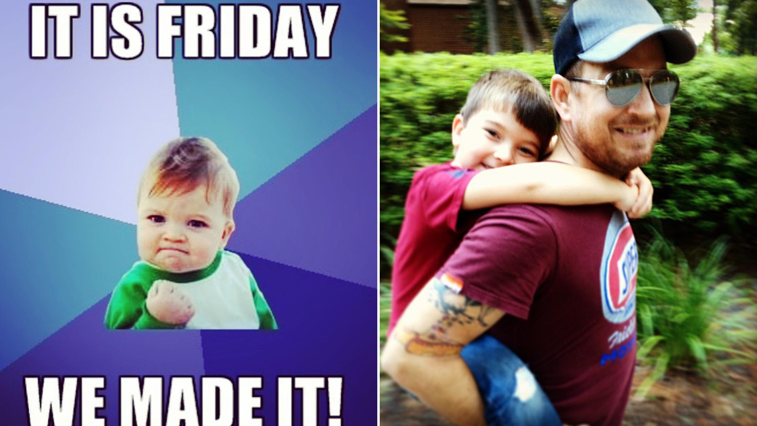 'Success Kid' meme star's dad needs kidney transplant ...