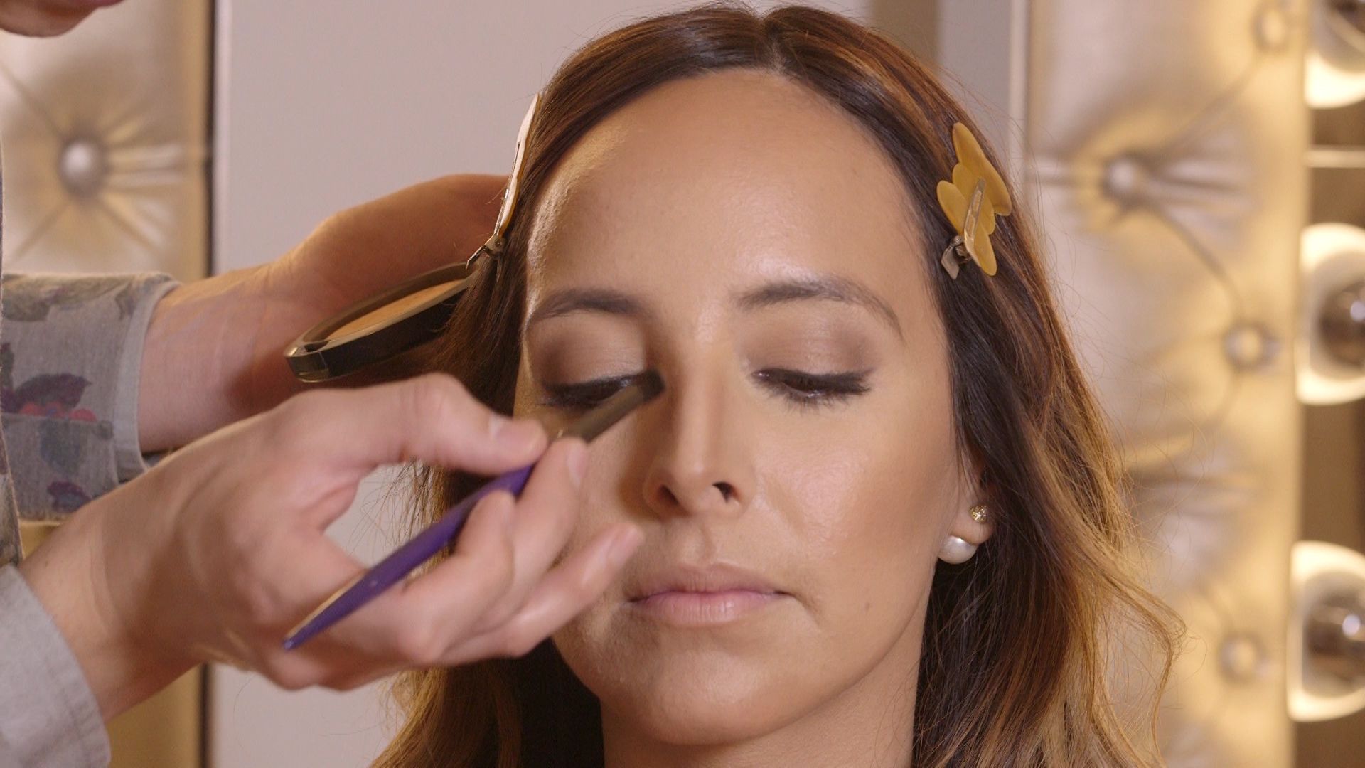 Master the contouring craze! Lilliana Vazquez on the simple way to get the look