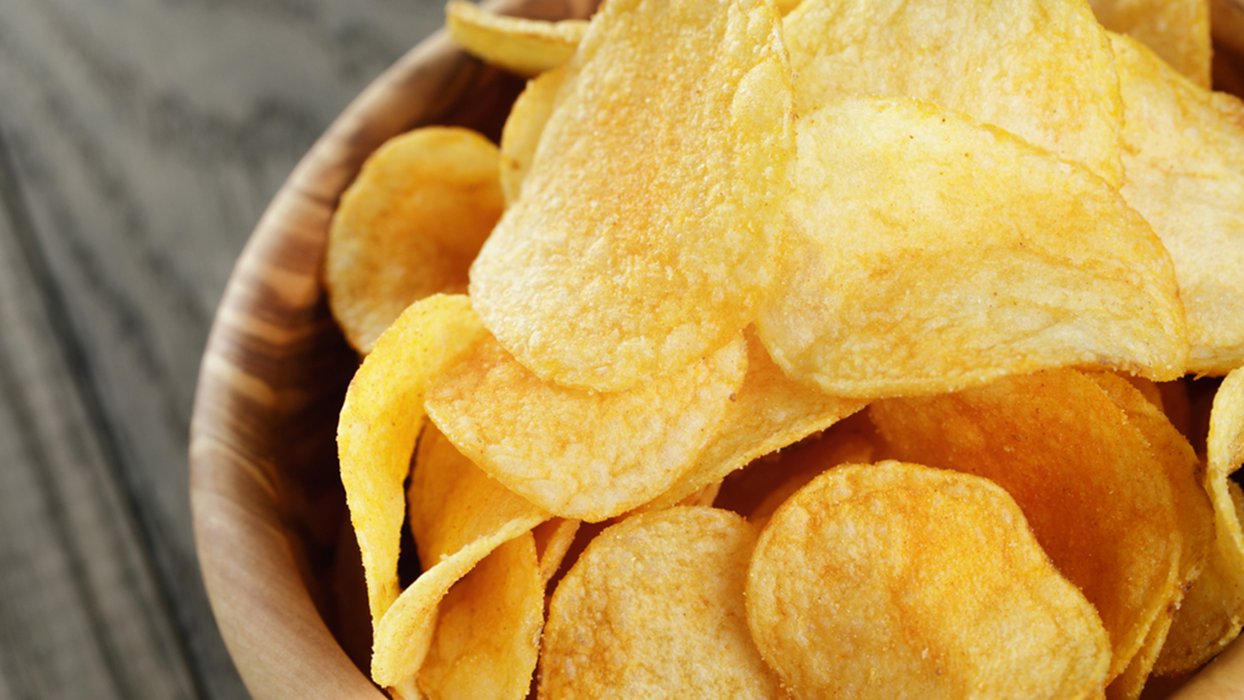 Eat chips?! 3 myths about food and healthy skin get busted
