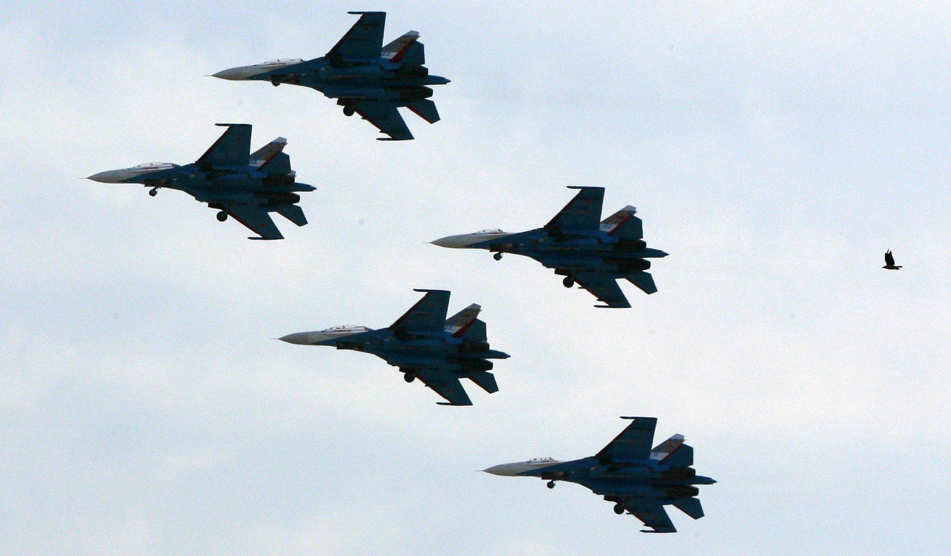 Reconnaissance Planes Russia of Reconnaissance Plane by